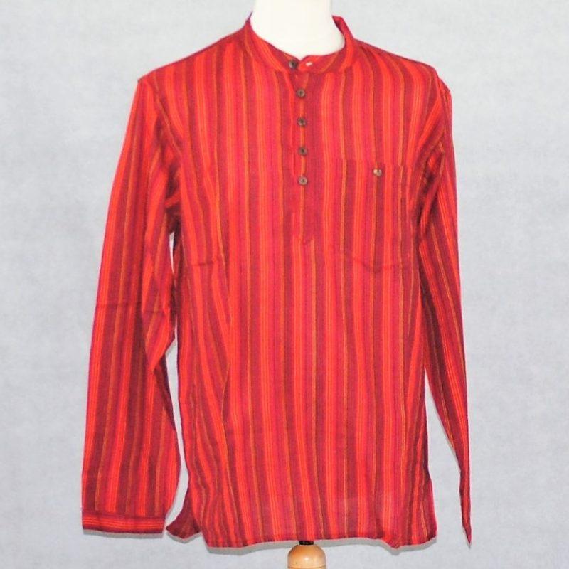 officiële winkel schoenen voor goedkoop goedkope verkoop Heren overhemd AO6 Rood