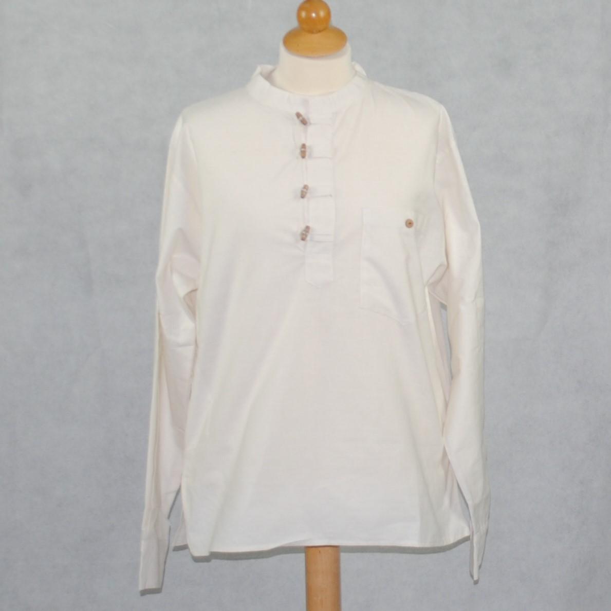Wit Heren Overhemd.Heren Overhemd A01 Wit Pasal Himal